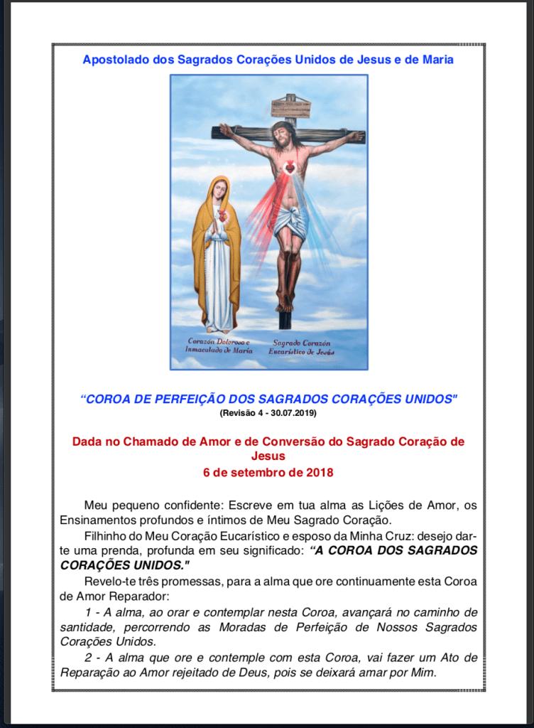 Coroa de Perfeição dos Sagrados Corações Unidos - Revisão-04.12.2019 - A5