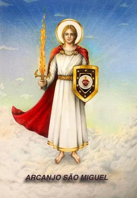 Oração a São Miguel Arcanjo do Papa Leão XIII - 28.10.2020