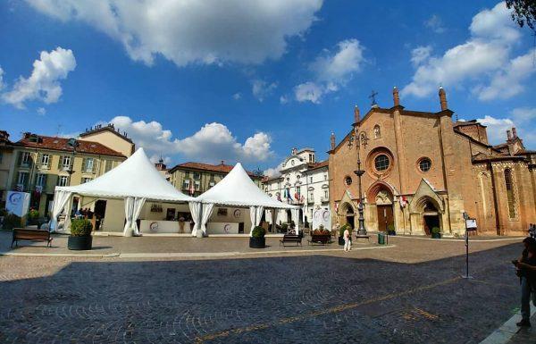 Piazza San Secondo Asti Douja d'or