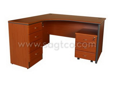 ofd_nova_sf--131--office_furniture_office_system_furniture--dbl_ptg_140_deluxe_office_workstation_set_cherry
