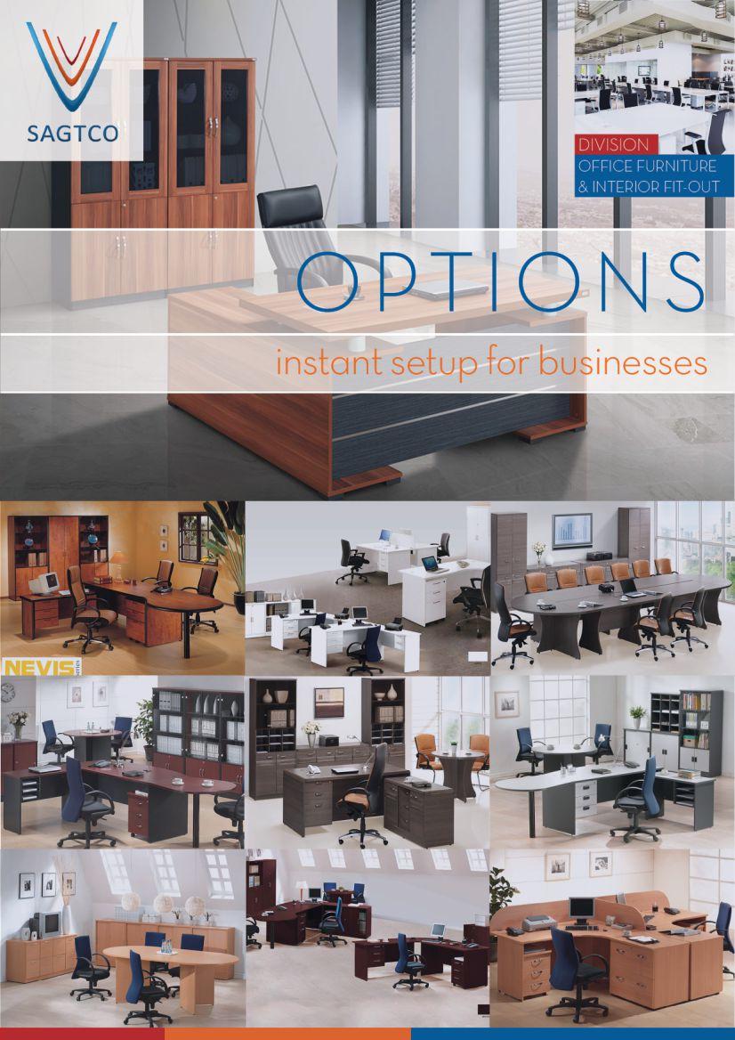 SAGTCO Office Furniture Company Dubai Abu Dhabi-Best