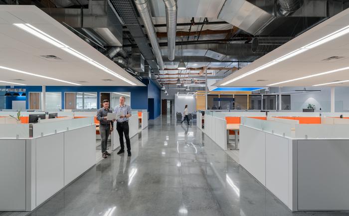 Spirent Communications Headquarters – San Jose