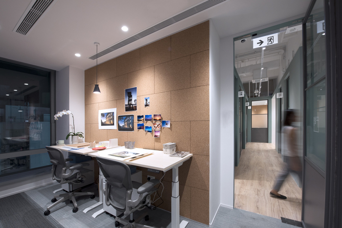 The Work Project Coworking Offices – Hong Kong