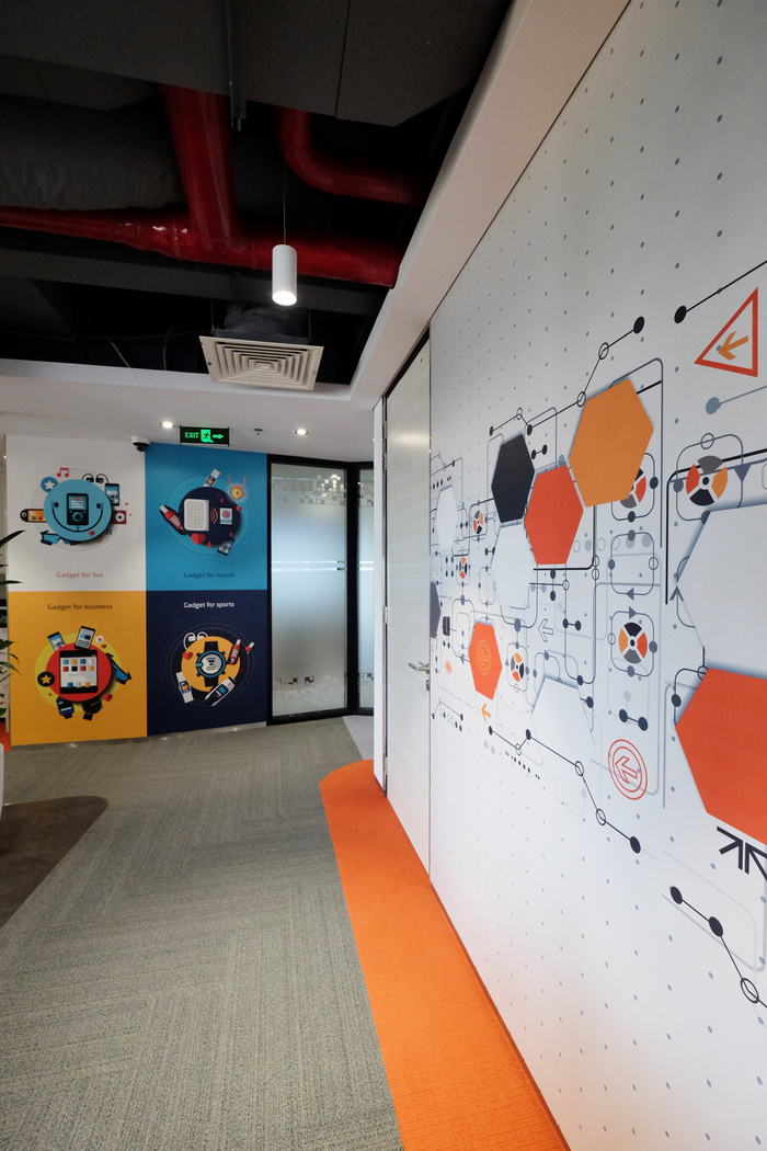 Huawei Offices – Ho Chi Minh City