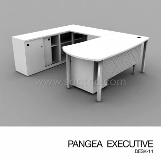 PANGEA EXECUTIVE DESK-14--OFD-EX-090