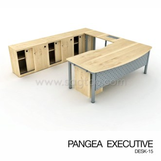 PANGEA EXECUTIVE DESK-15--OFD-EX-091