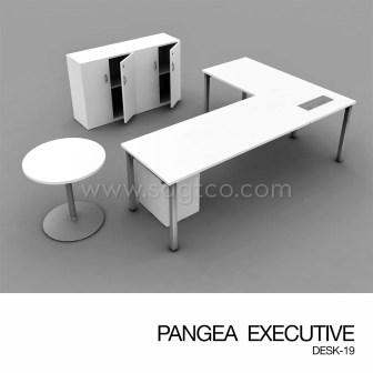 PANGEA EXECUTIVE DESK-19--OFD-EX-095