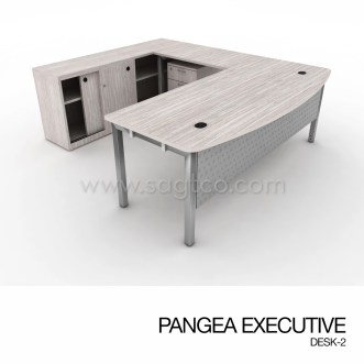 PANGEA EXECUTIVE DESK-2--OFD-EX-096