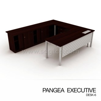 PANGEA EXECUTIVE DESK-6--OFD-EX-099