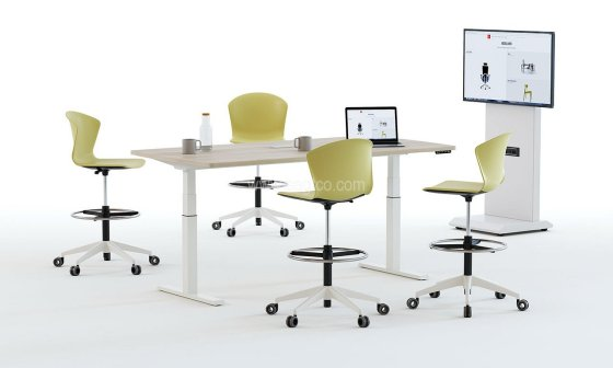 Pangea Adjustable Desk (OFD-HAD100)