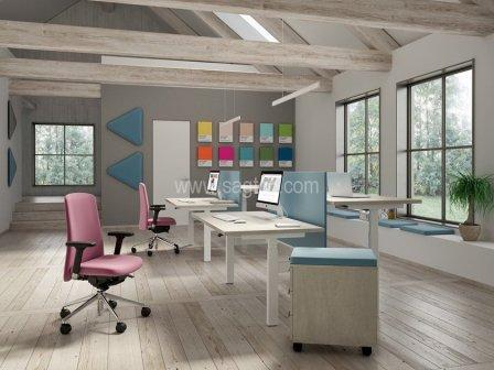Pangea Adjustable Desk (OFD-HAD109)