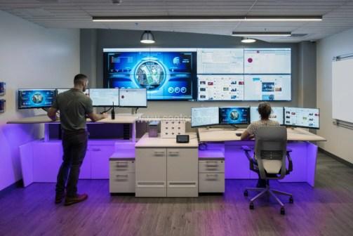 Pangea Adjustable Desk (OFD-HAD152)