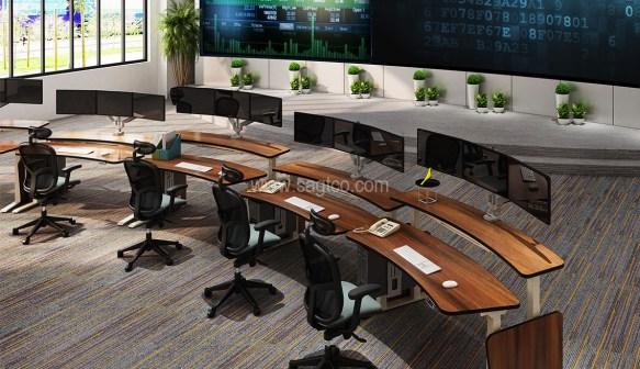 Pangea Adjustable Desk (OFD-HAD153)