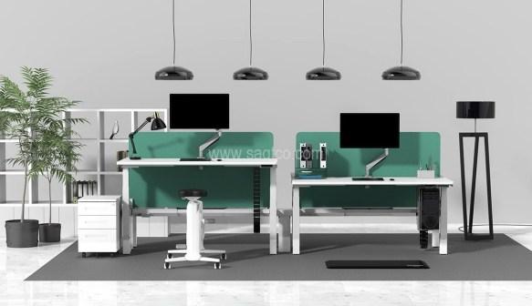 Pangea Adjustable Desk (OFD-HAD154)