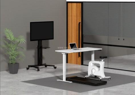 Pangea Adjustable Desk (OFD-HAD177)