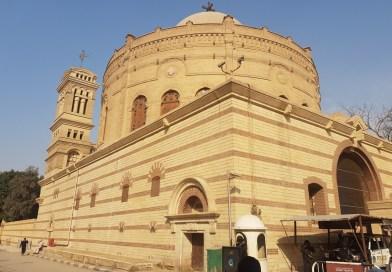 Pesona Gereja Abu Serga, Kairo