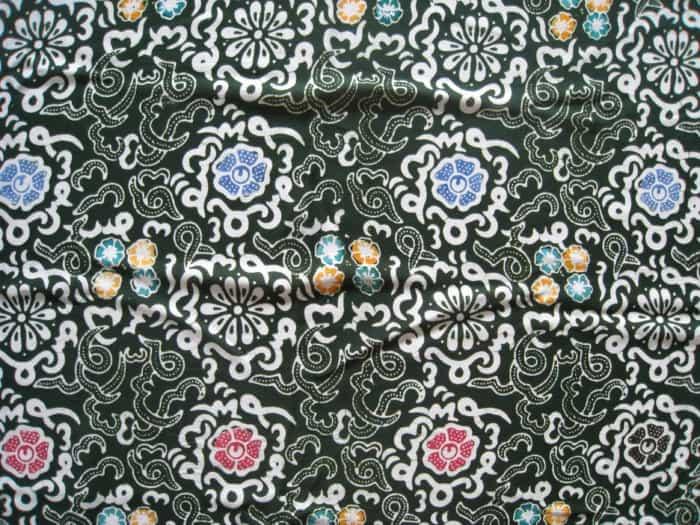 Motif Batik Bengkulu