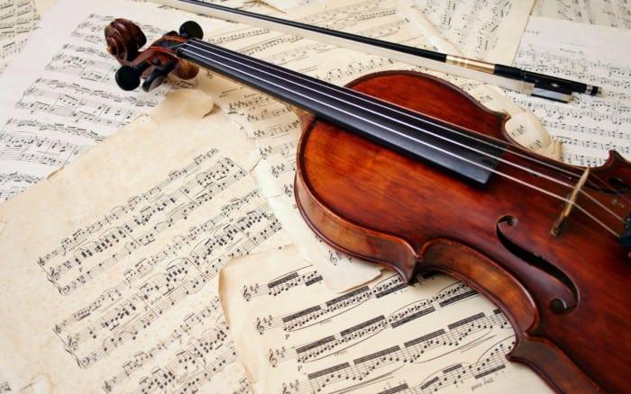 Alat Musik Melodis Biola
