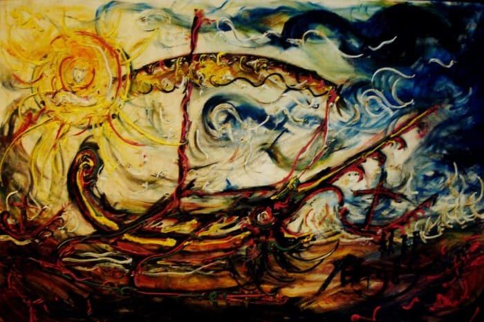 Macam-Macam Aliran Dalam Seni Rupa Ekspresionisme