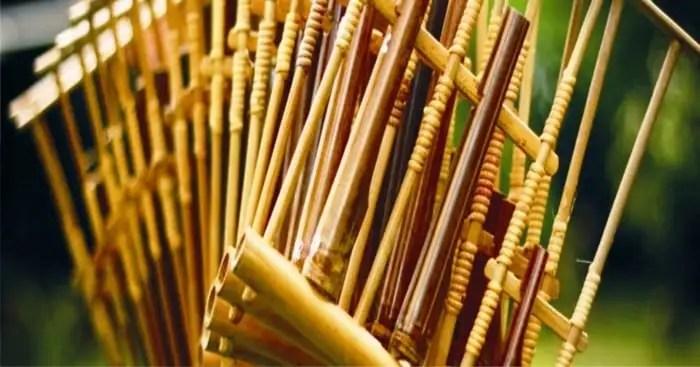 Alat Musik Melodis di Goyang
