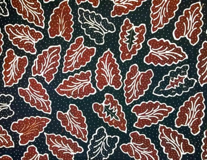 Motif Batik Banten