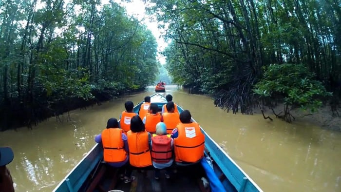 Wisata Balikpapan Mangrove Centre