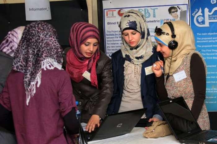 Wanita Muslimah Bekerja
