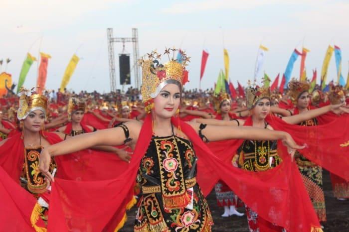 Tarian yang Ada di Indonesia