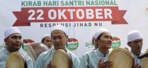 Alasan Kenapa 22 Oktober Sebagai Hari Santri Nasional, yang Pernah Nyantri Pasti Bangga !