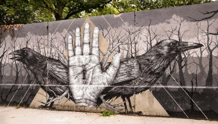 Huruf Grafiti