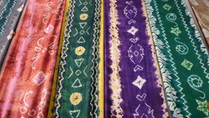 Batik Khas Banjarmasin