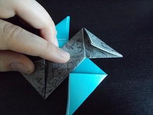 Cara Membuat Origami Naga