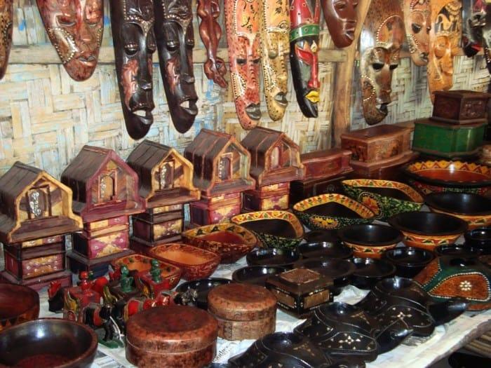Souvenir Khas Lombok