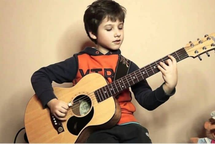 Cara Belajar Gitar