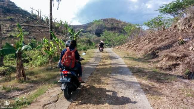Jalan Menuju Pantai Peh Pulo