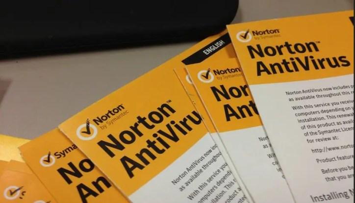 نورتون مكافح الفيروسات فى احدث اصداته