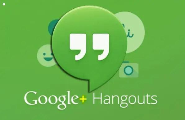 احدث اصدار hangouts للتحميل