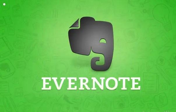 تحميل برنامج evernote ايفر نوت عربي