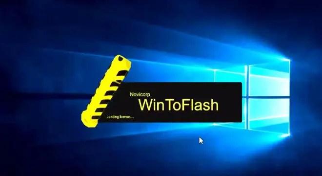 برنامج وين تو فلاش يعمل بدون مشاكل لكل نسخ الويندوز wintoflash