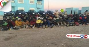 السلطات الأمنية الموريتانية تشرع في ترحيل بعض المهاجرين غير الشرعيين إلى بلدانهم الأصلية