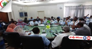 نواكشوط : لجنة المالية بالجمعية الوطنية تناقش ميزانية وزارة المياه والصرف الصحي الموريتانية