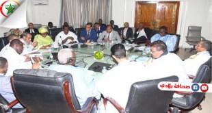 الجمعية الوطنية الموريتانية تناقش ميزانية وزارة التشغيل والشباب والرياضة