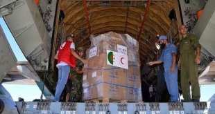 مبادرة طيبة...الجزائر ترسل مئات المساعدات لدولة النيجر