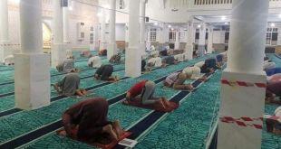 بشرى ... إعادة فتح المساجد أمام المصلين بولاية بومرداس