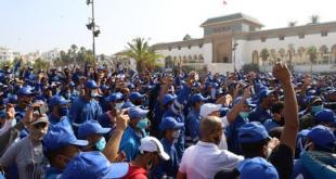 الدار البيضاء تغرق بالنفايات بسبب استمرار إضرابات عمال النظافة