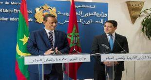 بعد التأجيل لأسباب غير مؤكدة.. وزير الخارجية الموريتاني يزور المغرب