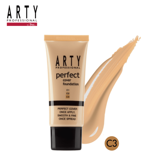 Arty Professional ARTY PROFESSIONAL PERFECT COVER FOUNDATION