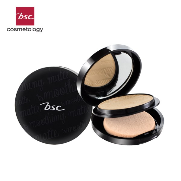 Bsc Cosmetology BSC COSMETOLOGY SMOOTHING MATTE POWDER SPF 20 PA++