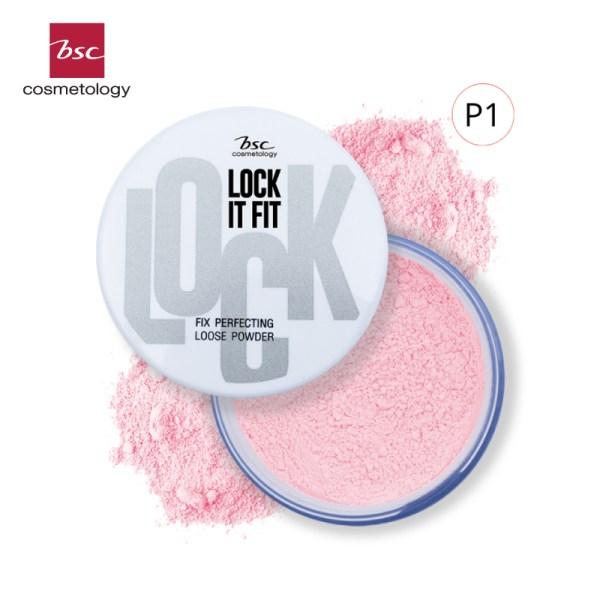 Bsc Cosmetology BSC COSMETOLOGY LOCK IT FIT LOSSE POWDER