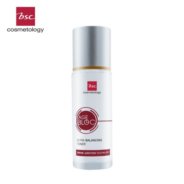 Bsc Cosmetology BSC COSMETOLOGY AGE BLOC ULTRA BALANCING TONER